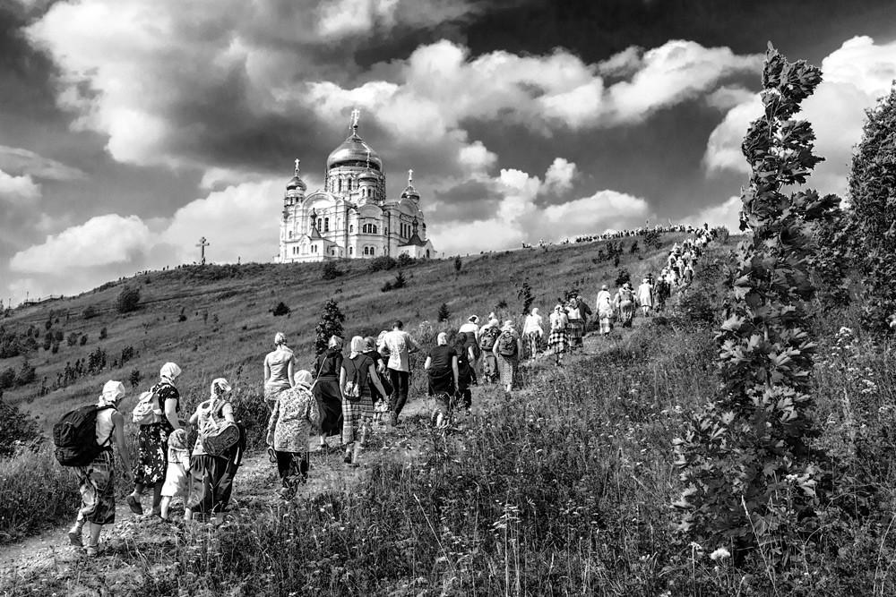 Паломничество. Фото сайта Православие и Мир: pravmir.ru