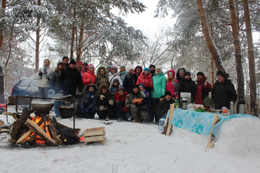 Святочные дни для православной молодежи